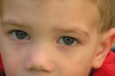 Caelan close up