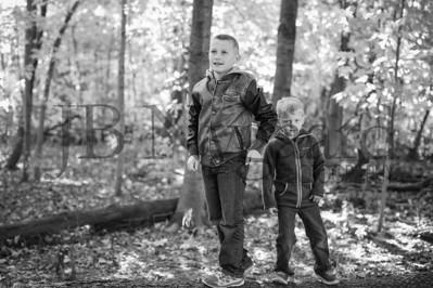 10-18-15 Steve Spallinger family - Julian and Josiah-2