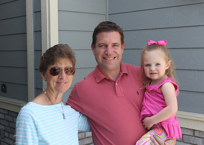 Family May, 2014