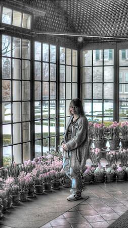 ~ Eastman Snow & Flowers ~