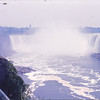 Start of Harvey and Jim's Canadian Canoe Trip--1970--Niagara Falls