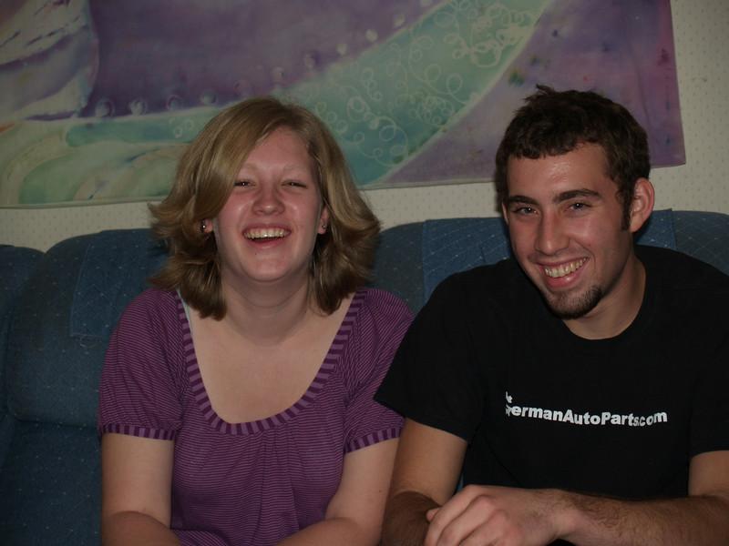 Trudy & Bryan