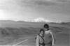 Rob & Anna Lisa on the Tibetan Plateau, Aug. 1987