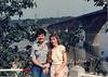 Anna Lisa & Rob in Nanchong, Sichuan, China '87