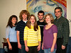 Our family at Thanksgiving - Cropped & Lightened