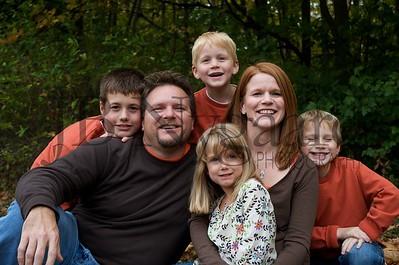 Oaks' Family 2009  5315