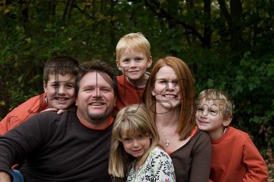 Oaks' Family 2009  5311