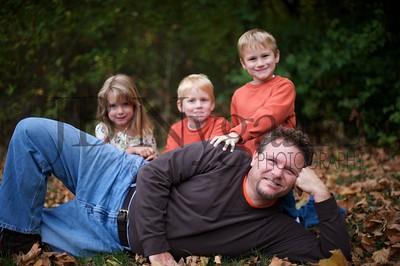Oaks' Family 2009  5273