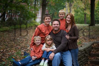 Oaks' Family 2009  05