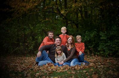 Oaks' Family 2009  5297