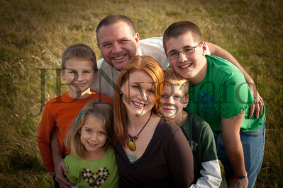 Oaks Family 2011-001