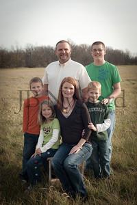 Oaks Family 2011-002c