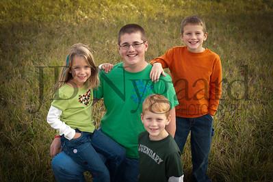 Oaks Family 2011-004b