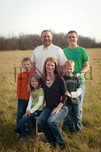 Oaks Family 2011-002a