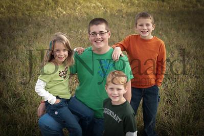 Oaks Family 2011-004c