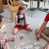 Another generation of Skip-Bo card sharks - Jason, Hannah and Mike.