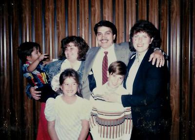 Family 1987 @ Banning Ward Building.