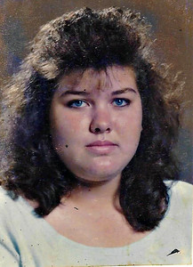 Jen in 1987.