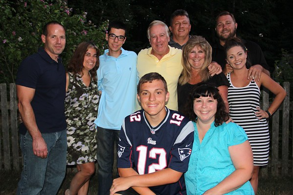 Family Photo - Aug 2016