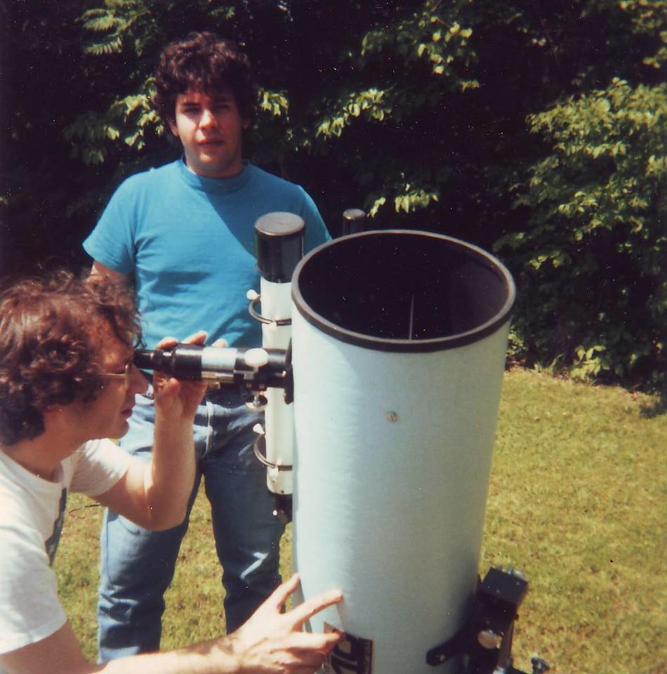 Wemdell's telescope