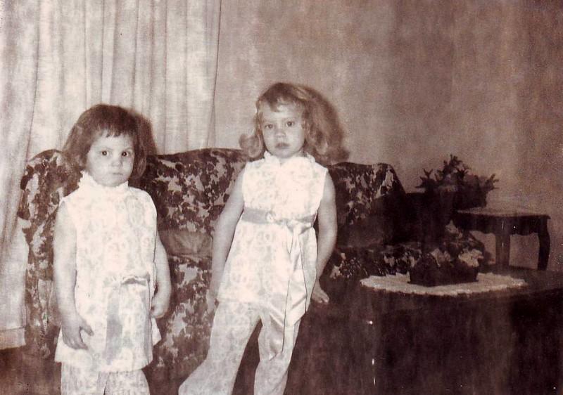 Lenora and Angela Swann