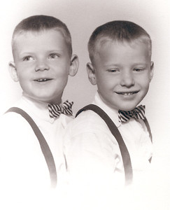 Douglas Benson Chandler and Alan Bruce Chandler 1954