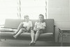 Scanned Photo, Michael & Peter Roderick, 145 Charles Street, Townsville, ~ 1968