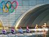 School Rowing Team at Sydney