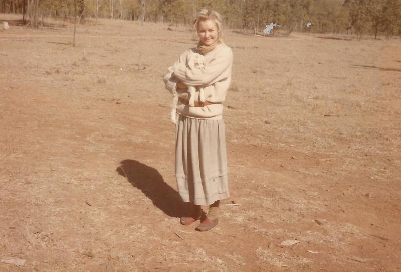 jane Roderick (nee Tonkin), ~ 1983