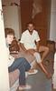 Michael Roderick, Jeanette Roderick (Mum), after knee surgery, 1985