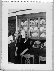 Frank Ranch and Estelle Tabisz