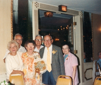 Frank and Ann Ranch -  50th Wedding Anniversary (White Eagle, Chicago)