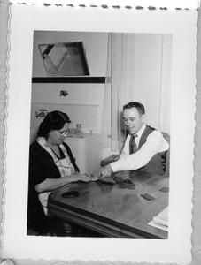 Antonina Tabisz and Frank Ranch