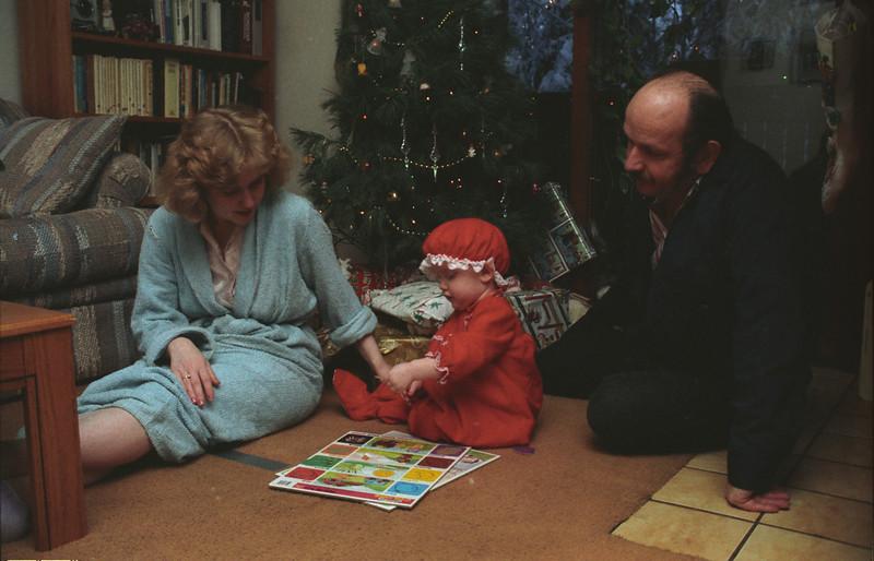 FM-1989-N-138 Tereasa Aubrey Truman Christmas