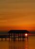 FM-2011-0129a Mobile Bay sunset