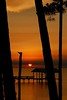 FM-2011-0128a Mobile Bay sunset