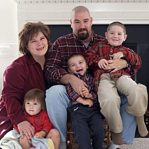 Family Photos - November 2004