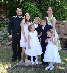 Family Photos Pascha 2013