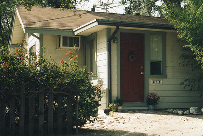the house on Sturtevant Drive where I came to as a newborn seen in the late 90's when my father and I visited.