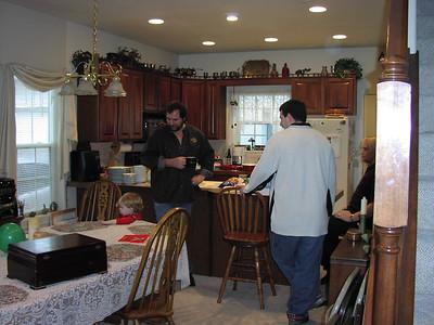 11-22-2001 Thanksgiving at Deannas