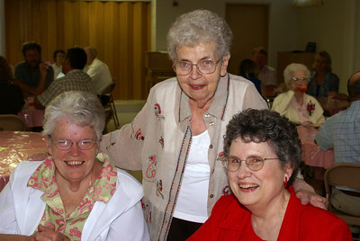 Phyllis Lenschow, Alice Hornbaker, and Elaine Fleenor, 2007