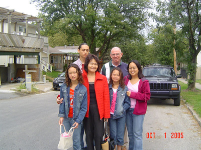 Corrinne Ricky Mom Craig Kelela Jackie in Kansas City
