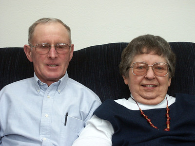 Delbert and Joyce Hayes