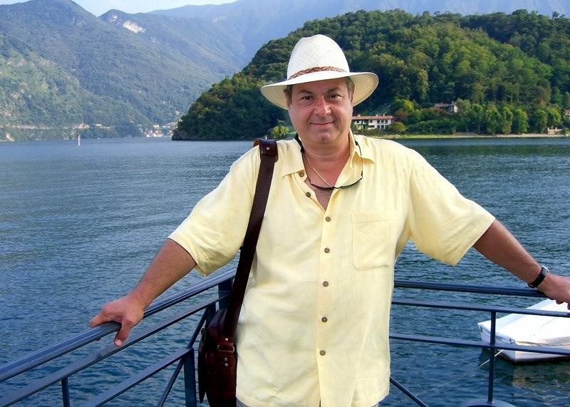 Taken on Lago Como.