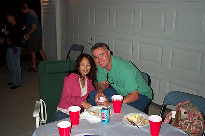 Cheryl and Dan