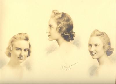Helen E Friedrich - Portrait by E Brunel