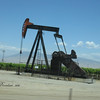 Oil well along I-5 in southern California Vacation June 2010