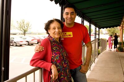 Me and my Grandma...
