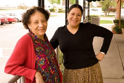 My Grandma and my Cousin Jessica