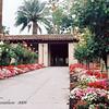 Mission Santa Clara, est 1777<br /> Santa Clara, California July 2009